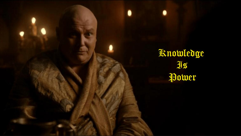ידע הוא כוח